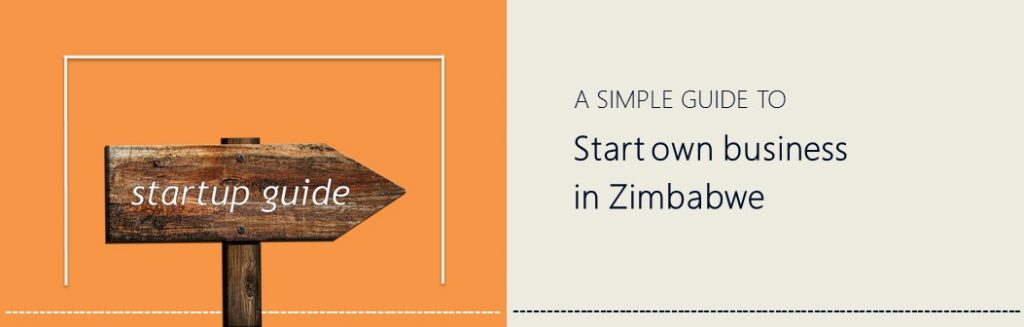 Start own business in zim